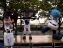 【ニコニコ動画】20070605 ドアラの変なラジオ体操を解析してみた
