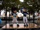 20070605 ドアラ、京セラドーム大阪に立つ