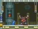 ロックマンX をほぼ強化無しで凡プレイ その2 8ボス編#2