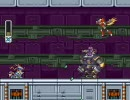 ロックマンX をほぼ強化無しで凡プレイ その4 シグマステージ1