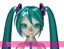 【初音ミク】*bpm* 3DPV thumbnail