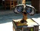 【ニコニコ動画】【ロボット】 WALL-E ウォーリー【本物】を解析してみた