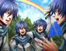 【KAITO】虹の彼方に--Over_the_Rainbow【