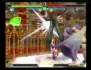 KOF MAXIMUM IMPACT REGULATION A 対戦動画その3