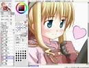 【ニコニコ動画】ロリータの描き方 ◆塗り編◆を解析してみた