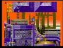 ソニック2のプレイ動画(エミュ使わないで最速らしい)