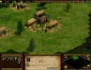 Age of Empires II - The Conquerors Expansion(AOC) Green Arabia 4v4