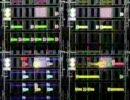バンブラDXで初音ミクオリジナル曲「チョコレート·トレイン」