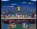 スマブラX海外タイマン Kizzu (マルス) vs Ryota (ファルコ)