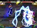 第一回東劇 Block A Game 007 てぃか(幽々子) vs 毛糸(紫)