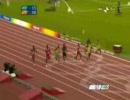 【北京五輪】ジャマイカのウサイン・ボルト9秒69(0.0)の世界新記録