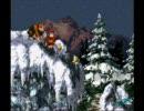 吹雪の谷BGMのテクノ風アレンジ「Chekan Winter」