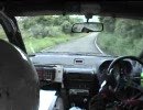 JAF中部ラリー選手権第3戦新城ラリー2005車載映像その5