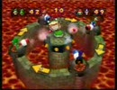 マリオパーティ3 ミニゲームを普通にプレイ 2VS2 part1
