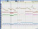 MIDI で ROCKMAN X2 Counter Hunter Stage #1 を 耳コピ。