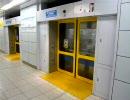 南北線 白金台駅 ホームドア