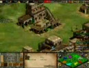 Age of Empires II - The Conquerors Expansion(AOC) Green Arabia 4v4解説付 Part 3