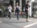 らき☆すたOPをストリートダンス風に踊ってみたβ版