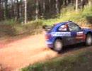 WRC 2006陸別SS16 S.ローブ