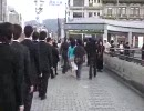 Matrix in Kyoto ~八坂神社で参拝編~