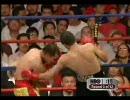 ボクシング ジョニー・ゴンザレス vs ジェリー・ペニャロサ