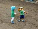 08.08.30 カビーが平塚球場にやってきた その3