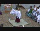 豊栄の舞/一人舞@鷲宮神社夏越祭