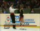 フィギュアスケートアイスダンス1985世選FDベステミアノワ&ブキン