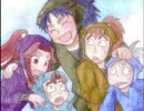 【RKRN 】ら/くらんで某保険会社CMパロ【手描き/女性向け】 thumbnail