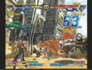 PS2版北斗の拳 ケンシロウ ドリブルコンボ