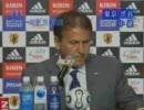 【ニコニコ動画】サッカー日本代表 FIFAワールドカップ2006ドイツ大会メンバー23名発表会見を解析してみた