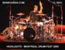 Benny Greb Drum Solo