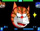 JoJo's bizzare adventure ネコドラ君の格闘ゲームをプレイ
