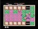 ファミコン クインティ 裏面 0~1速縛り 41-60面(実機プレイ)