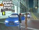 GTA SA 警察と市民から必死に逃げるCJ Part8 thumbnail