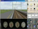 BVE Ver.5で架空路線を作ってみた