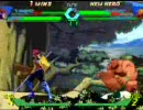 X-Men Vs. Streetfighter 対戦動画