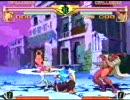ジョジョ 対戦動画 チャカ VS デーボ