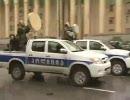 グルジア警察の音響兵器