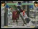 KOF2002対戦動画 M'対文
