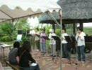 滋賀県特産の葦(よし)で作った【よし笛】の生演奏です。