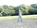 ヒップホップダンスの練習