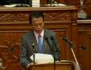 【ニコニコ動画】麻生内閣 麻生首相所信表明演説を解析してみた