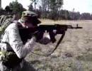 AK74射撃