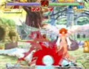 GGX J.T(ZA) VS DIEちゃん(DI)