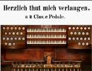 J.S.バッハ「わが心の切なる願い」BWV727(修正) thumbnail
