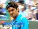 【ニコニコ動画】2007年全仏フェデラー・ナダル&80~90年代の名場面集を解析してみた