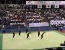 アニソン 踊ってみた 鹿児島実業高校 (男子新体操)