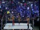 【WWE】 ノーマーシー 2008 ジェリコ vs HBK ハシゴ戦 part1