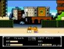 くにおくん 海外版熱血新記録 Crash Street Challenge (3)